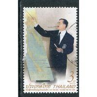 Таиланд. Король Пхумилон Адульядет