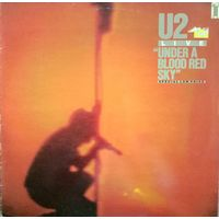 U2  /Under a Blood Red Sky/ England