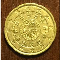 Португалия, 20 евроцентов 2009