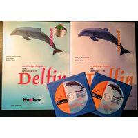 Delfin Teil 1 Lektionen 1-10 (немецкий язык)