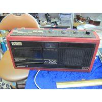 Магнитофон кассетный Русь М-309.