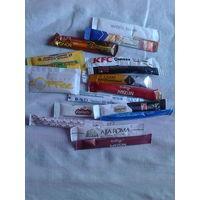 Пакетики с сахаром 16 шт. распродажа