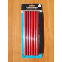Строительные карандаши, набор из 12 штук