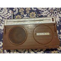 Радиоприёмник Россия 303, 1982 года, в работу