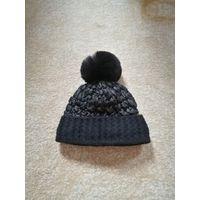 Модная шапочка для дев. Новая
