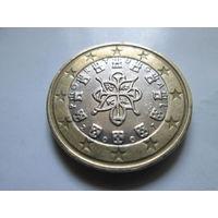 1 евро, Португалия 2007 г., AU