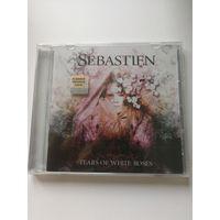 "SEBASTIEN  (feat,Roland Grapow-ex Helloween,Masterplan)""Tears Of White Roses"""