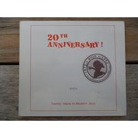 CD - Разные исполнители - 20th Anniversary! Enja. Twenty Years in Modern Jazz - Enja Records, Germany