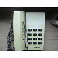 Телефон кнопочный Лёс 301