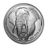 Слон, Большая пятерка ЮАР, тираж 15000