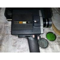 Кинокамера Аврора 215 супер 8.в футляре
