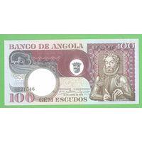 Ангола, 100 эскудо, 1973 г., UNC GG 21546