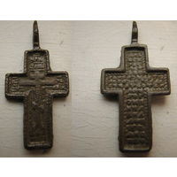 Крест нательный cтарый