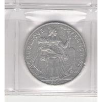 5 франков 2007 Новая Каледония. Возможен обмен