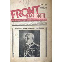 Журнал FRONT zachodni 1936 год