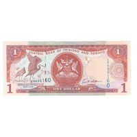 1 доллар Тринидад и Тобаго 2006 года.пресс!