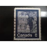 Канада 1974 Олимпиада в Монреале, бег