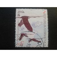 Хорватия 2004 птицы WWF