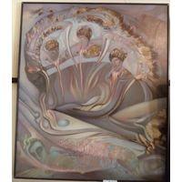 Большая картина художника А. Исаченкова торг