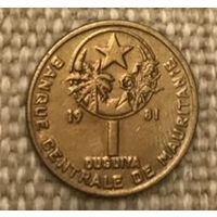 Мавритания 1 угий 1981