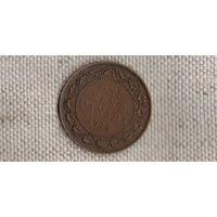 Канада 1 цент 1916 Георг V (Zo)