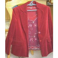 Пиджак + блузка Германия Р-р 48