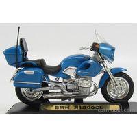 Мотоцикл BMW R1200CL синий металлик коллекция MOTOR-MAX 1/18