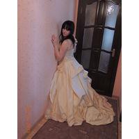 Продам свадебное платье б-у