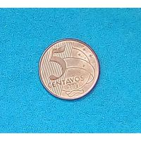 Бразилия 25 сентаво 2007