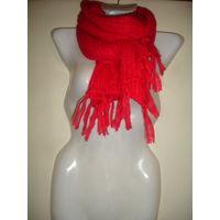 Яркий шарф унисекс
