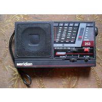 Радиоприемник MERIDIAN-253. FM 88-108 мГц