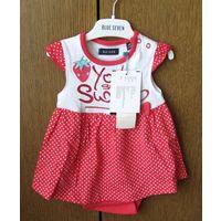 Детское платье р.68-44,48