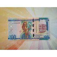 Гамбия 100далласи