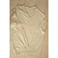 Пуловер 100% шерсть ягнёнка, пр-во Шотландия, на очень высокий рост