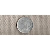 Чехословакия/ЧЕХИЯ/50 геллеров 1996(Ab)