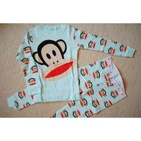 Пижама корейской фирмы Vaenait размер 2-3 года 92-98 см