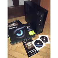 MINI PC AMD FX 4300/750GB/DDR3 4GB/GT 640 1GB