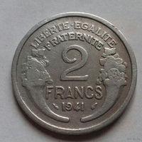 2 франка, Франция 1941 г.