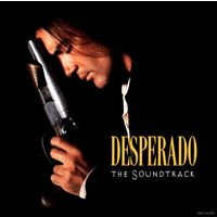 Desperado CD [Soundtrack]  1995 made in Canada