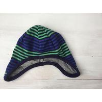 Miniclub шапка 1-3 года с хлопковой подкладкой весенняя осенняя