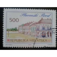 Хорватия 1993 стандарт