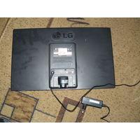 Монитор LG 19m35a с адаптором