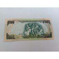 Ямайка 100 долларов 2012 год состояние UNC