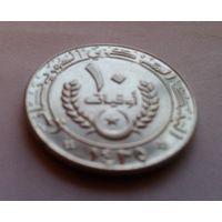 Мавритания 10 угий (огуйя), 2004