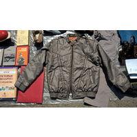 Куртка мужская, осень-весна, р.р. 48(М) на 164-170