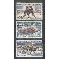 Сенегал Стандарт, спорт 1961 г