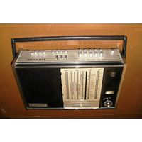 Радиоприемник RIGA-104 Рига-104 Radiotehnika СССР Радиотехника Винтаж Ретро советский
