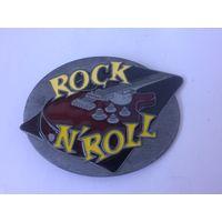 Пряжка для ремня rock 'n' roll