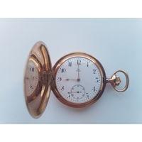 Часы Омега ,золото 56 пр,общ вес  107 гр.Люкс!!!