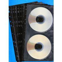 Файлы для хранения CD и DVD дисков (пр-во Германия)